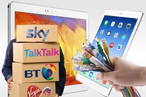 iPad tips, broadband deals, best tablets