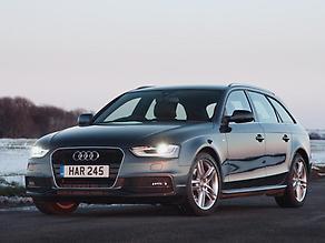 Audi A4 Avant 2012 1