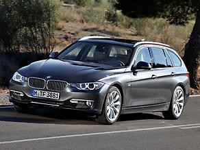 BMW 3 Series Touring 2012 1