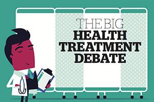Health Treatments illustration