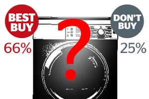 Washing Machine best buy and don't buy