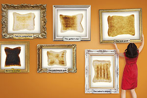Woman-putting-together-toast-gallery