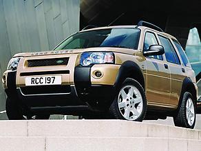 Land Rover Freelander sw