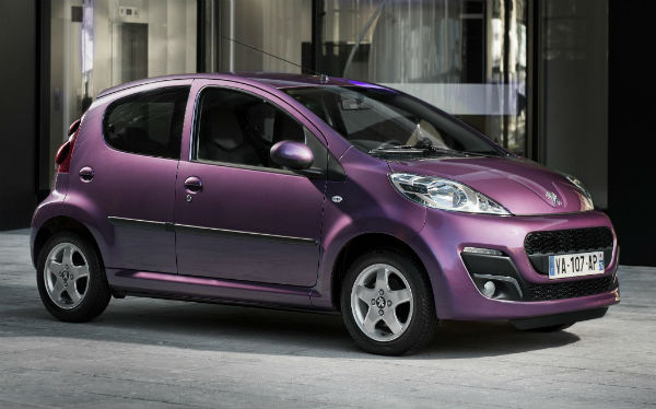Hot car deal new peugeot 107 from just 5995 which news previous next fandeluxe Choice Image