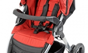 Safety alert: Britax pushchairs