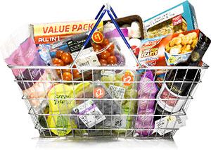 Supermarket-pricing-basket