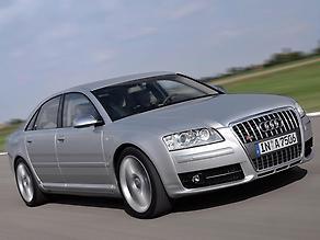 Audi A8 Mk210