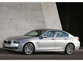 BMW 5 Series 2010