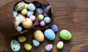 Shelling out on Easter eggs