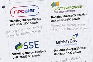 Energy tariffs test