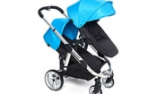 Top 10 most popular double pushchairs revealed