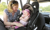 Baby car seats: is yours fitted safely?