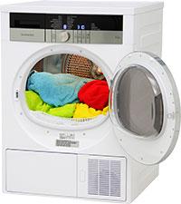 Grundig GTN38240GCW tumble dryer