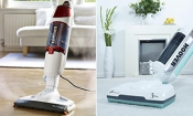 Which? tries out rival two-in-one vacuum and steam cleaners