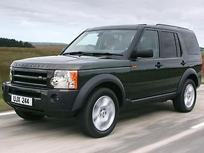 Land Rover Discovery 3 4