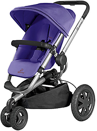 Quinny Buzz Xtra in Purple Pace