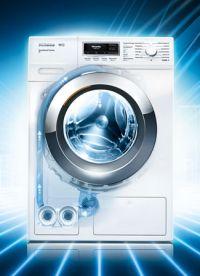 The Miele WMF 120 washing machine