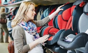 Parents puzzled by car seat laws