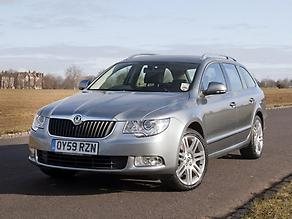 Skoda Superb Estate 1