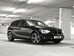 BMW 1 Series 2011 1a