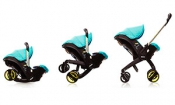 Doona car seat pushchair: too good to be true?