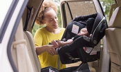 Over half of baby car seats and child car seats potentially unsafe