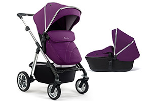 Silver Cross Pioneer pushchair