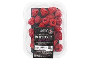 Tesco Finest Raspberries