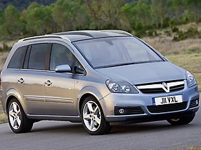 Vauxhall Zafira 1