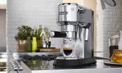 Which? tries new skinny DeLonghi coffee machine