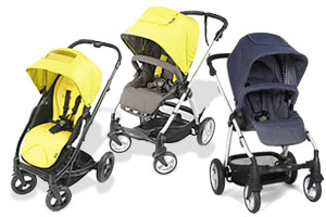 Mamas and Papas pushchairs
