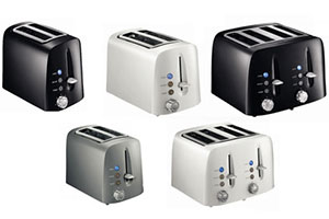 Asda Plastic Toasters recall