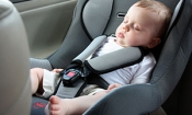 Baby car seats have more germs than toilet seats