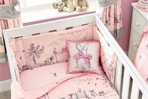 Bunny nursery range recall items