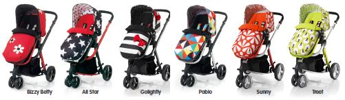 Cosatto-Giggle-pushchairs
