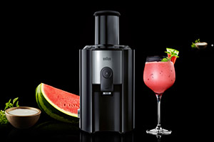 Multiquick 5 juicer with fruit