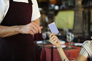 Restaurant-scam