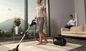 EU rules cut vacuum cleaner power