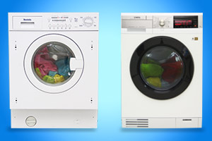 AEG and Baumatic washer-dryer comparison