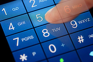 Number-spoofing-scam