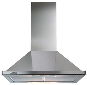 Electric cooker hood