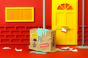 Stamp out dodgy deliveries campaign