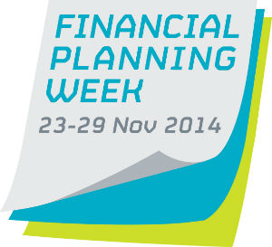 Financial planning week 2014 logo