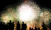 Fireworks noise can contribute to hearing loss