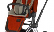 Which? tries out new Cybex Priam pushchair