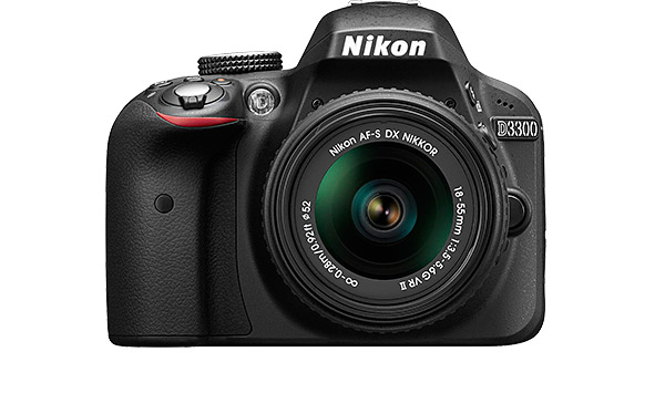 Nikon-D3300 BK 18 55 VR2