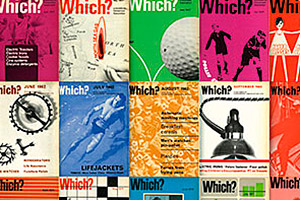 Old Which? magazines