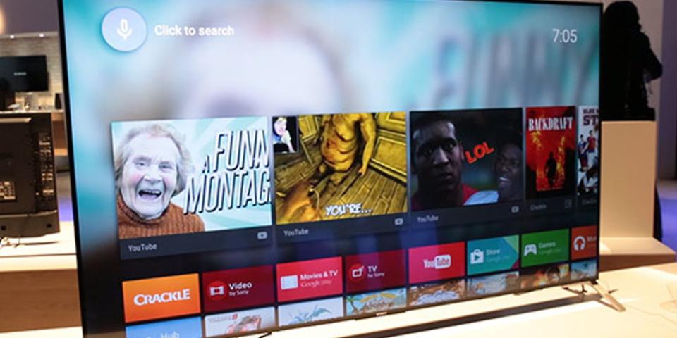 Battle of the smart TVs
