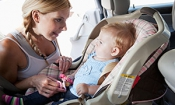 Two-thirds of car seats are potentially unsafe