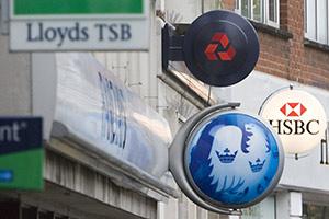 High-street-banks